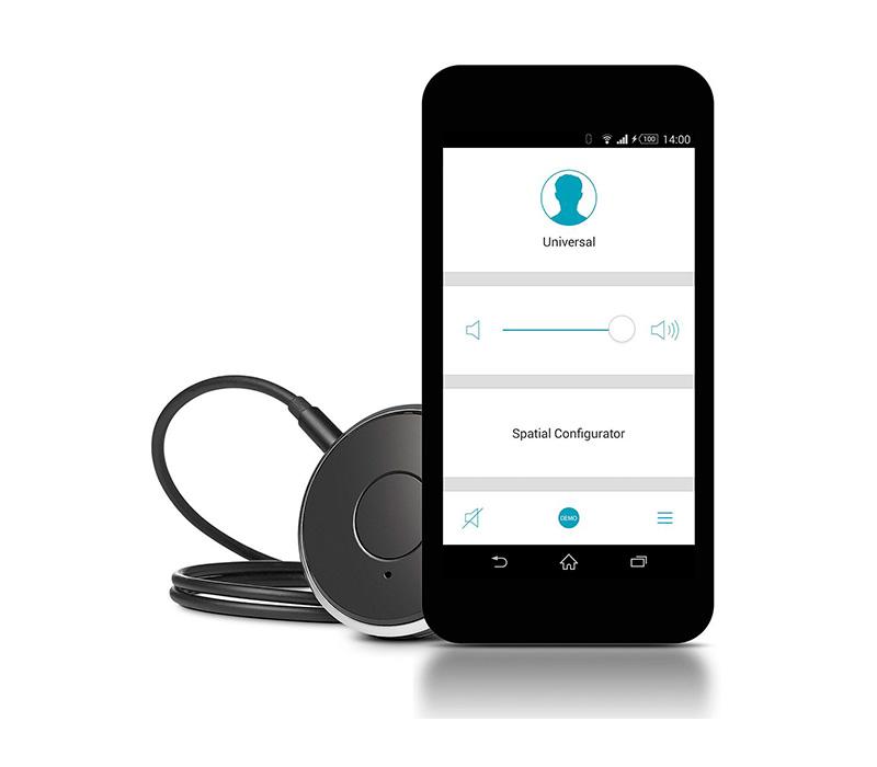 App para Aparelhos Auditivos easyTek - Acurys