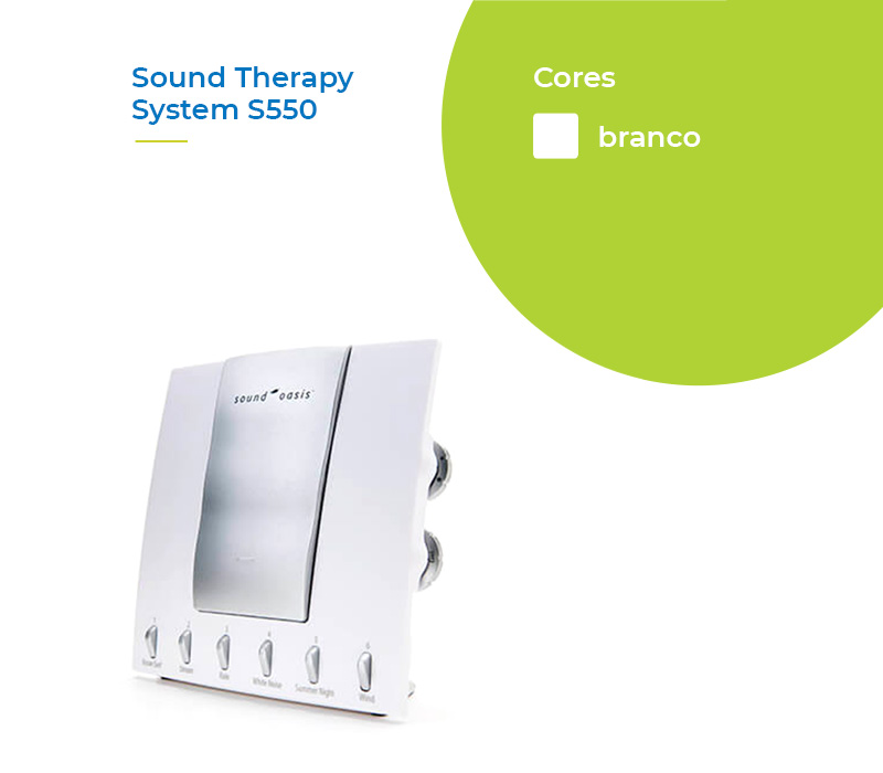 Sound Therapy System S550