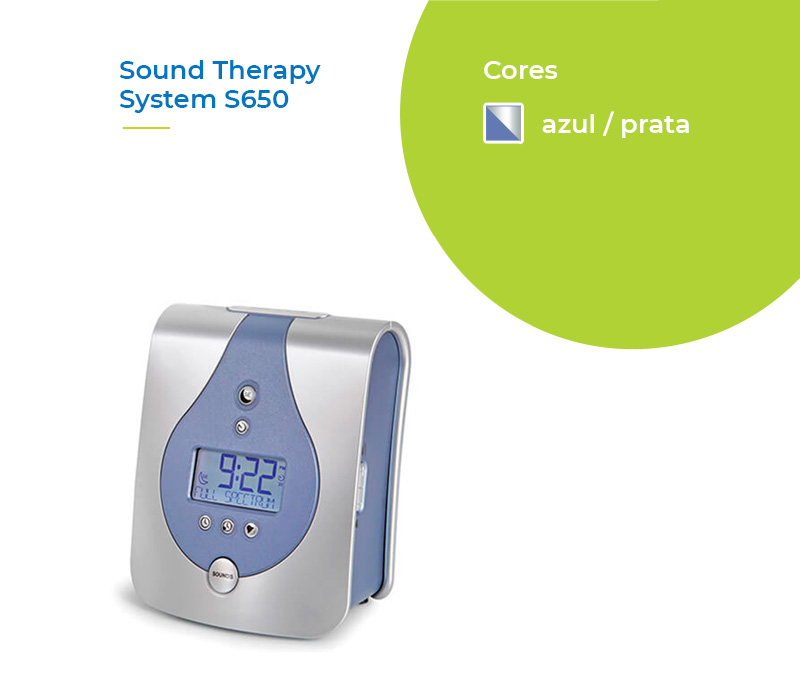 Sound Therapy System S650
