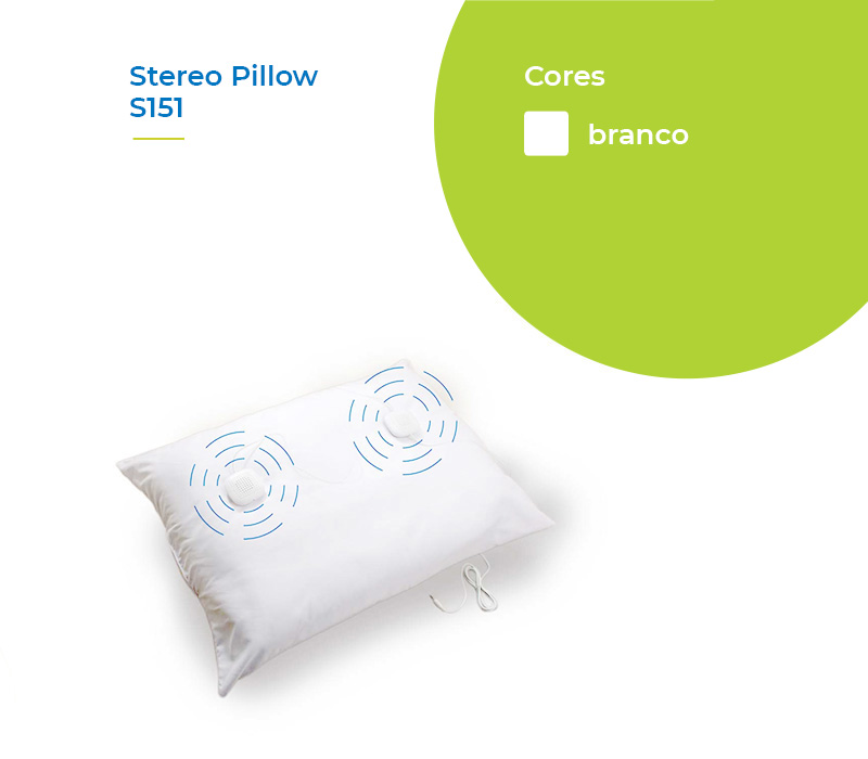 Stereo Pillow S151