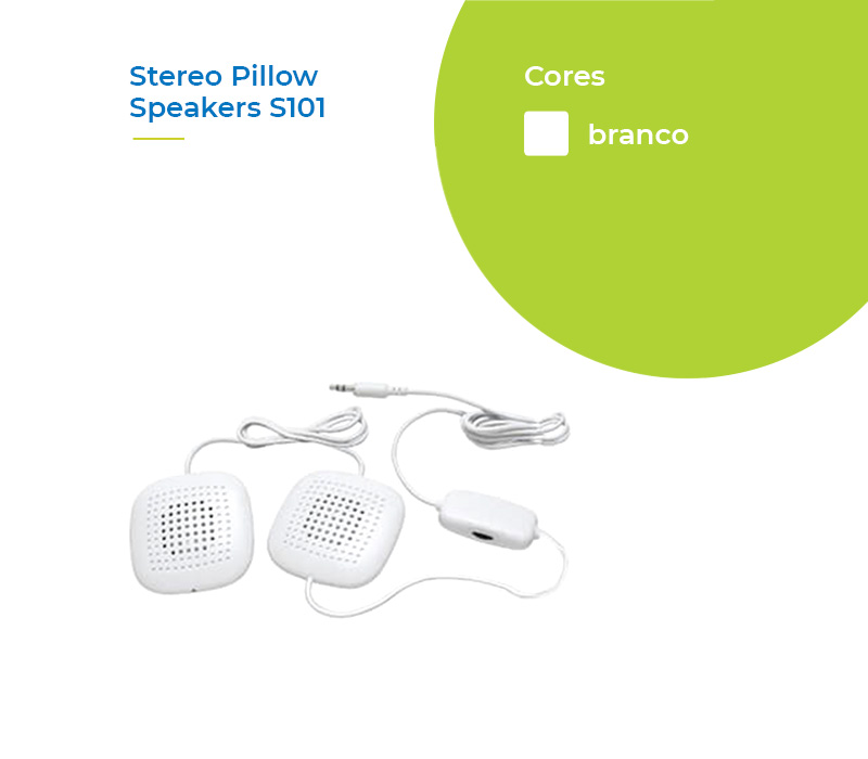 Stereo Pillow Speakers S101