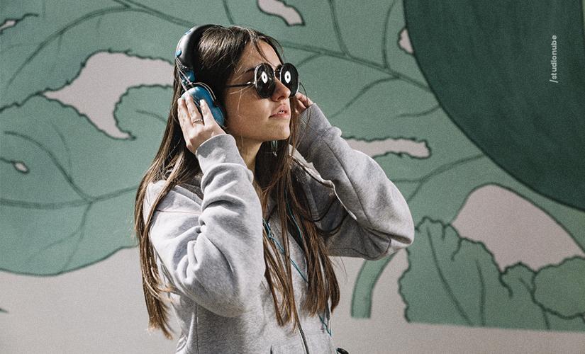 Fones de ouvido podem causar perda auditiva precoce