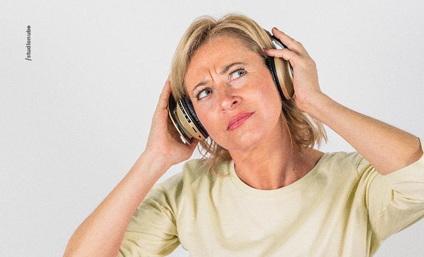 Por que achamos estranho ouvir a nossa voz?