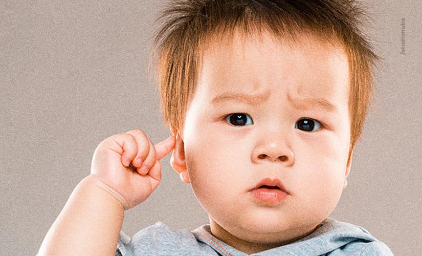 Saiba como descobrir a perda auditiva em crianças