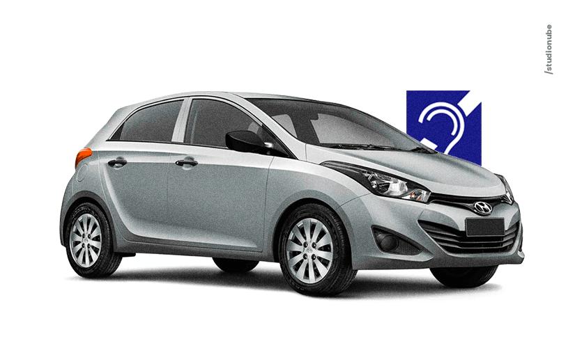 Isenção de imposto em carros para quem tem deficiência auditiva