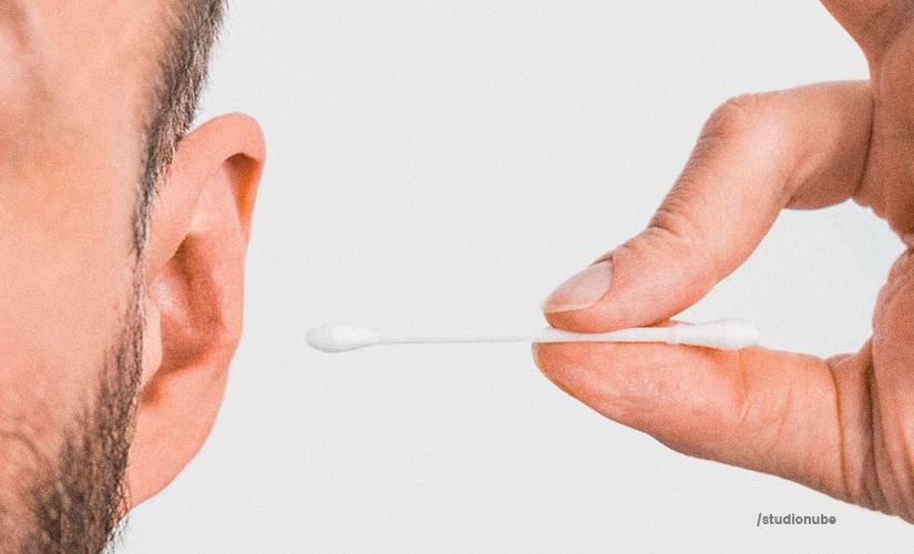 3 coisas que você nunca deveria fazer aos seus ouvidos