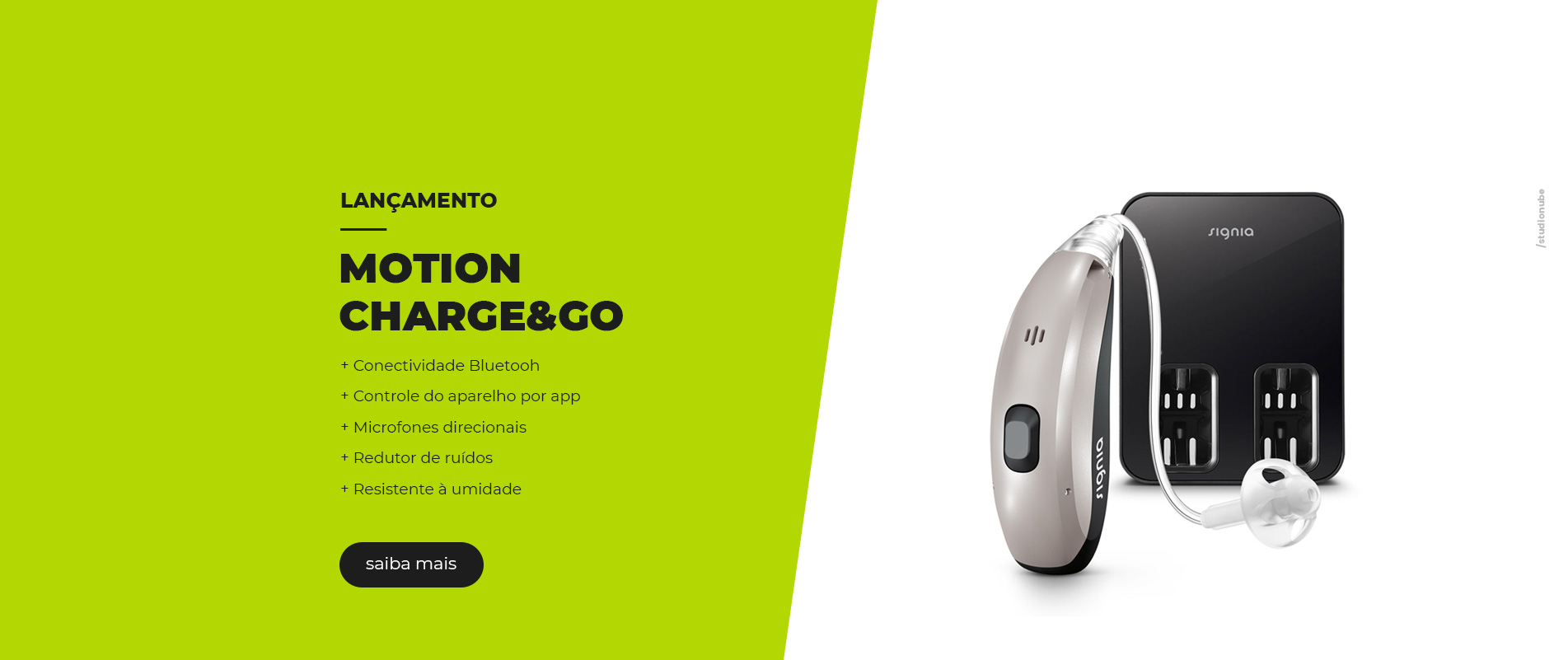 Motion Charge&GO