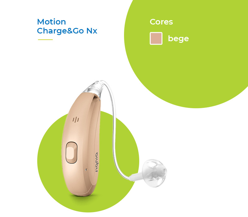 Motion Charge&Go Nx