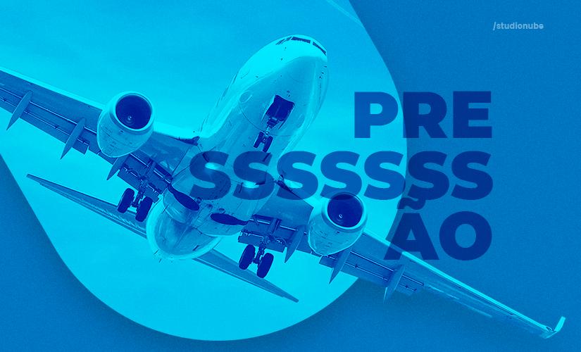 Por que sentimos pressão no ouvido dependendo da altitude?