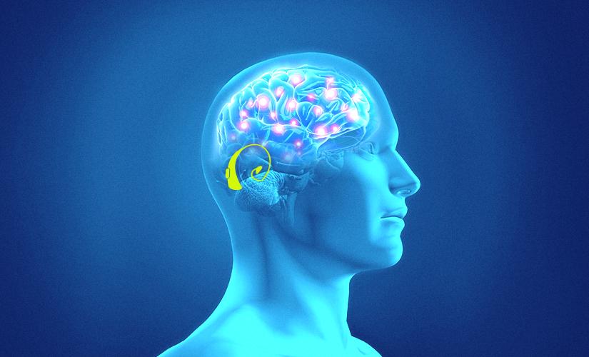 Aparelhos auditivos beneficiam o cérebro