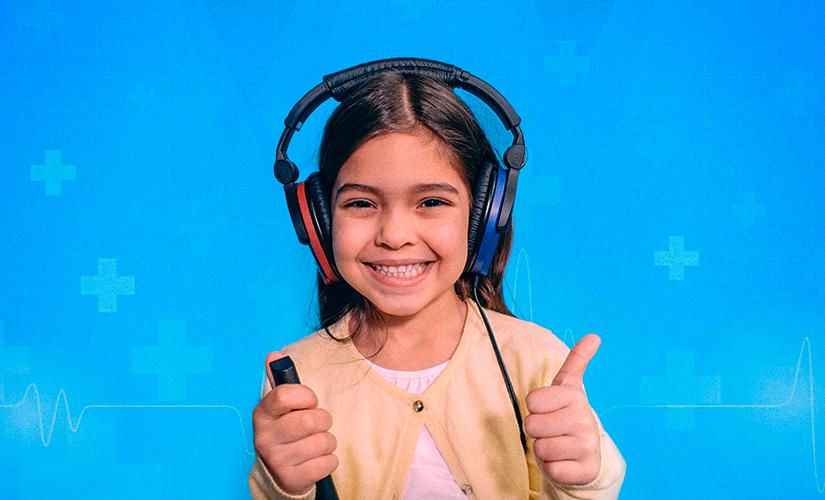 60% dos casos de perda auditiva em crianças podem ser evitados